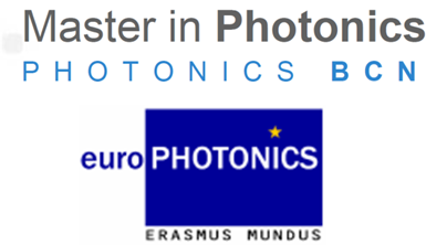 Master in photonics
