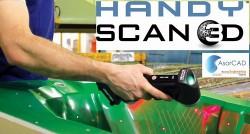 escaner 3D Handyscan