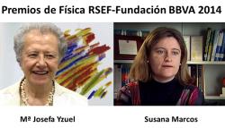 Premios RSEF BBVA Fisica 2014 SECPhO